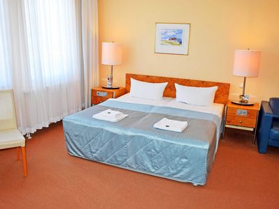 Photo for Double Room B (H) - This small hotel and apartments on Mönchgut!