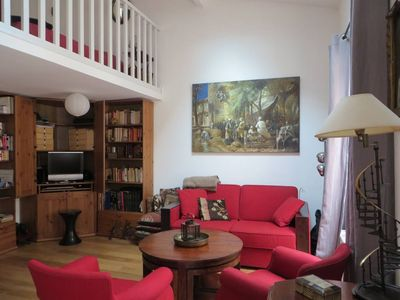 Photo for Cozy duplex with terrace Invalides