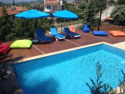 Photo for Luxury Private Detached Villa With Private Pool - Sleeps 6 -Not Overlooked
