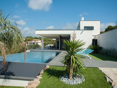 Photo for Villa sea view - Pinarellu near Porto-vecchio - Villa 1