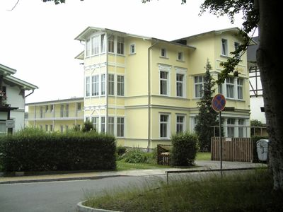 Photo for Of Villa Waldstraße, 2-room apartments with balconies, underground parking u. WLAN incl.