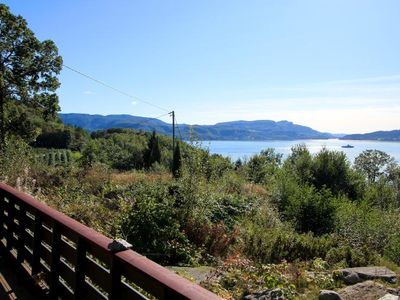 Photo for Beautiful cottage in Nesvik for up to 8 people