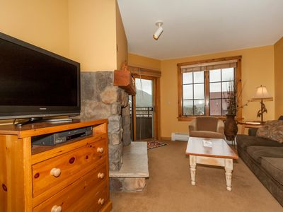 Photo for 1 Bedroom Condo, Mountain Views, Granite Counters, Stainless Steel Appliances