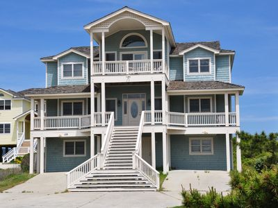 Photo for Make A Wish: 8 BR / 5 BA house in Nags Head, Sleeps 22