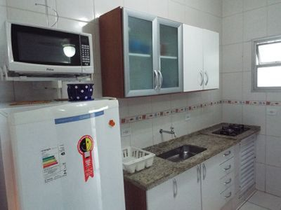Photo for APARTMENT for 05 people, very close to: Praia Grande and Tenório