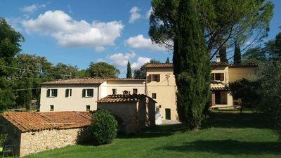 Photo for Holiday apartment in the heart of Tuscany