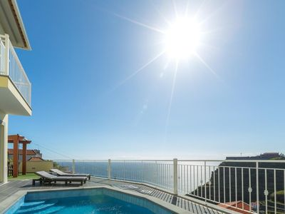 Photo for Holiday house Calheta for 1 - 8 persons with 4 bedrooms - Holiday house