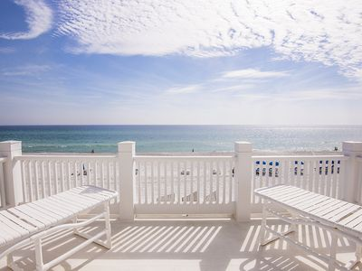 Photo for Carillon beaches are still open if you need an escape from the city!!