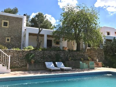 Photo for Authentic finca within walking distance of Cala Llonga beach and village