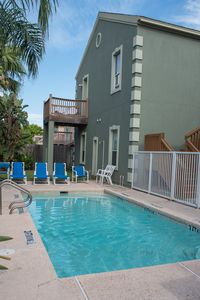 Photo for Steps to the Beach,  Private Pool, Family Friendly, Modern