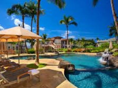 LUXURY MAUI BEACH HOME Main Pool,Gym, Hot Tub, Sauna, Steam Room and BBQ Area