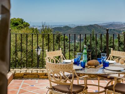 Photo for SBCC - Sunny Family Villa with Breathtaking Views - Villa for 4 people in Marbella