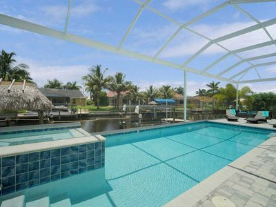 Photo for 17% OFF! -SWFL Rentals - Villa Yellow Paradise - Gorgeous, Brand New Water Front Vacation Home