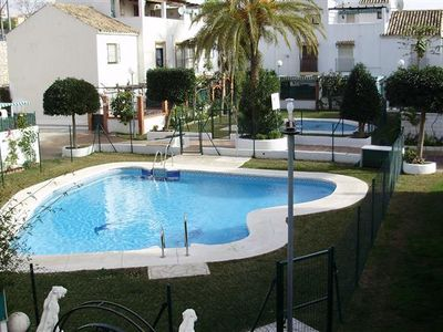 Photo for Apartment Benalmadena 200m from Tivoli World and Selwo cableway.