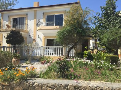Photo for Villa in Ozanköy, close to Girne / Kyrenia surrounded by olive groves