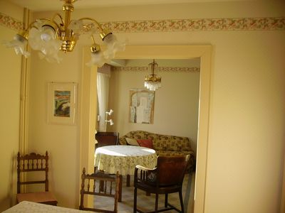 Photo for Lovely furnished apartment in a massive Vosges house