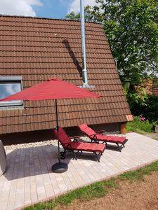 Photo for Holiday home with panoramic views in the heart of the Neckar-Odenwald Nature Park