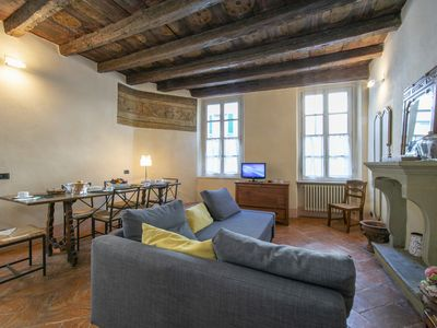 Photo for ANCIENT WALLS COMO - HISTORIC HOUSE IN THE HEART OF COMO CITY