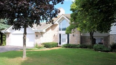 Lovely two story end unit condo/town home