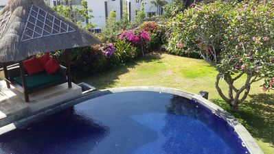 Photo for FRANGIPANI VILLA by The Kulawi Group 3bedrooms villa with ocean view
