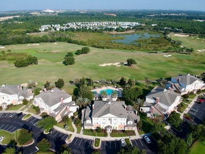 Photo for Fantistic Pool with Golf Course View, Near Disney, Quiet and Relaxing.