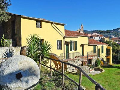 Photo for Apartment Il Mulino  in Imperia, Liguria: Riviera Ponente - 4 persons, 1 bedroom