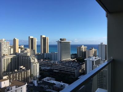 Photo for Walking distance to Waikiki Beach
