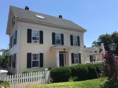 Walkable to Everything that is Great about Marblehead!  Beaches & Pond nearby