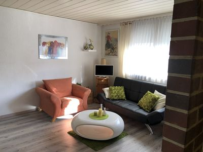 Photo for Small and cozy holiday apartment Eriskircher Ried (nature reserve)