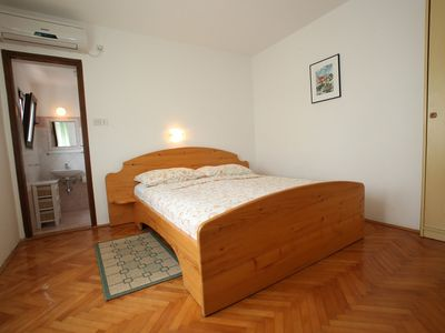 Photo for Apartments & Rooms Venka / Double Room Venka C with Balcony & Parking Place