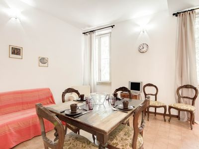Photo for San Eligio apartment in Centro Storico with WiFi & air conditioning.