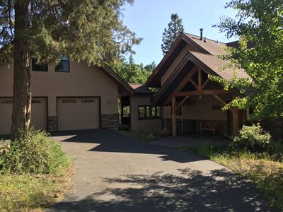 Photo for Spectacular Running Y  Ranch  Lake View Timber Frame Home