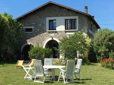 Photo for 4BR House Vacation Rental in LABASTIDE-VILLEFRANCHE