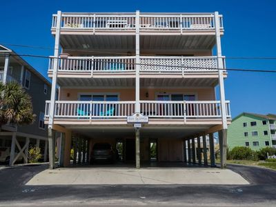 Photo for At Ease: Carolina Beach vacation rental with swimming pool and Ocean views