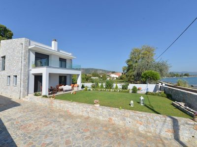 Photo for A Family Friendly Sea View Villa. Cycling Walking Fishing Birdwatcing Swimming