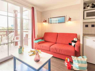 Photo for Residence Pierre & Vacances Cap Marine *** - 2 Room Apartment 3 People Standard