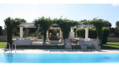 Photo for Nice apartment with swimming pool