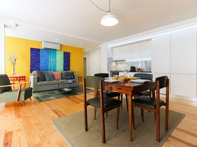 Photo for Couple or Self isolation in 1-bed flat w/ all amenities&parking, in Avenida area