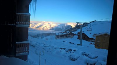 Photo for PLAGNE VILLAGES Residence EDELWEISS Studio of altitude 2050m 2 to 3 beds
