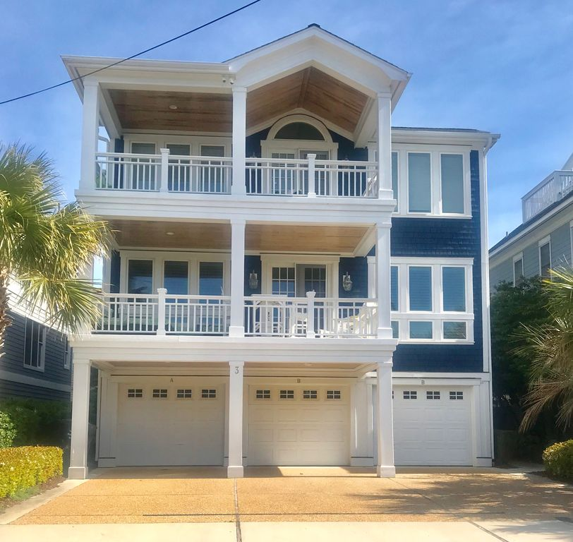 Wrightsville Beach House Rentals: Sail Away With Me...