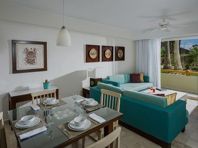 Photo for Two bedroom with kitchen in the Mayan Palace
