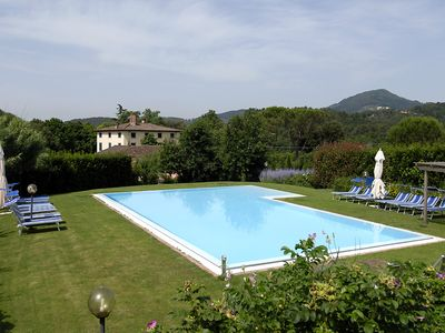 Photo for Charming 10 bedroom House in Lucca (Q6343)