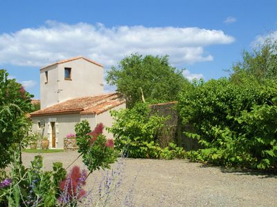 Photo for Modern holiday home with private garden and terrace, only 500 m from the sea