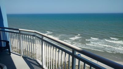 Photo for Affordable Direct Oceanfront Luxury Condo in Cherry Grove