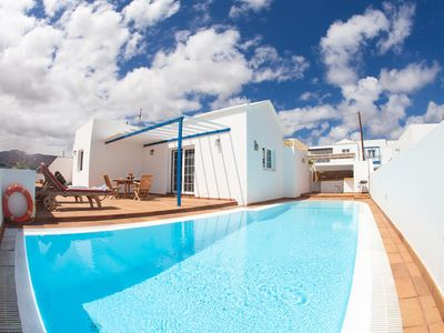 Photo for Villa Naos with private pool and Sea Views