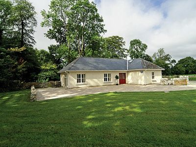 Photo for Renovated Gate Lodge (The Welcome Lodge) situated in wooded setting with large enclosed garden…