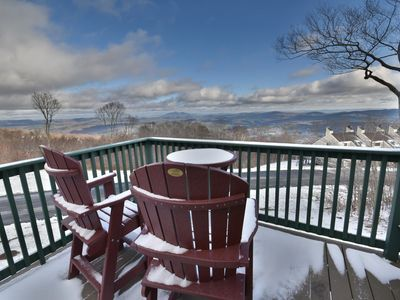 Highest Property on Okemo with Stunning Views & Newly Updated. Free WIFI
