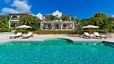 Photo for Luxury Barbados Villa With Stunning Sea Views And Beach Access