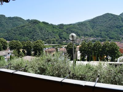 Photo for Casa Daniela, large apartment in Bagni di Lucca, 3 bedrooms