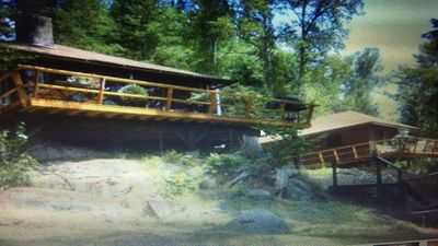 Photo for Two Classic Adirondack Cottages on Long Lake - Sleeps 3, 5 or 8